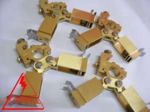 Porta Escovas 40x20 Motor Principal 004